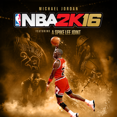 NBA 2K16 Edition spéciale Michael Jordan