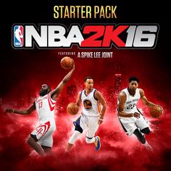 Pack de débutant NBA2K16