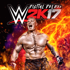WWE 2K17 édition Digital Deluxe