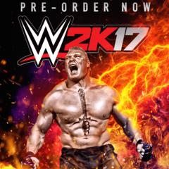Précommande WWE 2K17