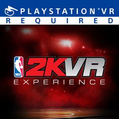 Expérience NBA 2KVR