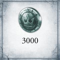 The Elder Scrolls® Online: 3000 Crowns