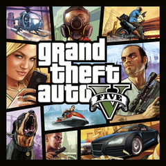 Pack Grand Theft Auto V & paquets de dollars Great White Shark