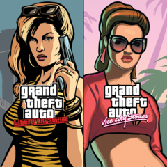 Bundle Grand Theft Auto  : LCS & VCS