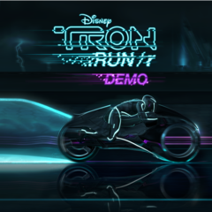 TRON RUN/r Démo