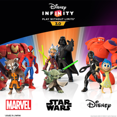 Disney Infinity 3.0 : Play Without Limits