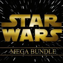 Méga pack STAR WARS PS3