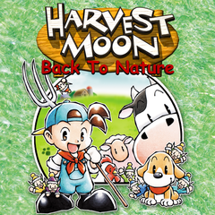 Harvest Moon : Back to Nature