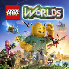 Lego Worlds Na Ps4 Oficjalny Sklep Playstationstore Polska