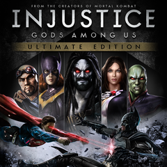 Injustice: Gods Among Us Самое полное издание