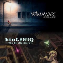 YOMAWARI : NIGHT ALONE/HTOLNIQ : THE FIREFLY DIARY