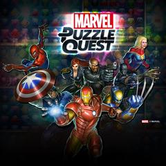 Marvel Puzzle Quest : Dark Reign