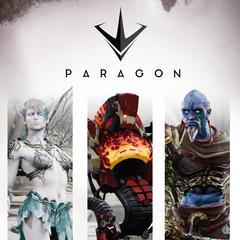 Pack Primordial de Paragon