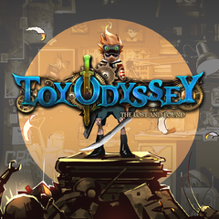 Toy Odyssey : The Lost and Found