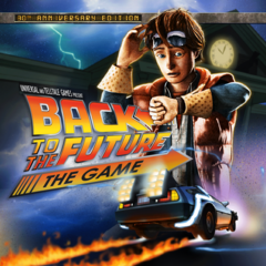Back to the Future : The Game - 30th Anniversary Edition