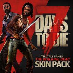 7 Days to Die – The Walking Dead Skin Pack