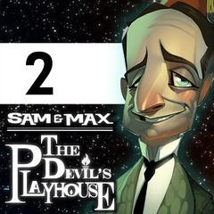 Sam and Max Episode 2 The Tomb of Sammun–Mak
