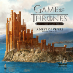 Game of Thrones - Episode 5 : A Nest of Vipers