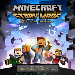 Minecraft : Story Mode - Episode 1 : The Order of the Stone
