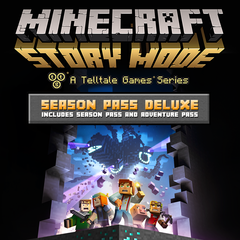 MINECRAFT : STORY MODE -(TRIAL)