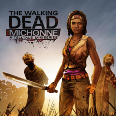 THE WALKING DEAD : MICHONNE - EPISODE 1