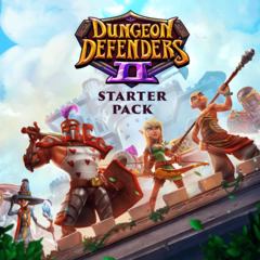 Dungeon Defenders II Early Access Starter Pack