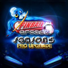 Pinball Arcade : Mise à Niveau de la Saison Cinq Pour Pro
