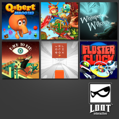 LOOT Games & Themes Ultimate Holiday Bundle