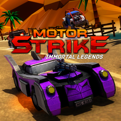 Motor Strike : Immortal Legends