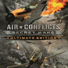 Air Conflicts : Secret Wars Ultimate Edition