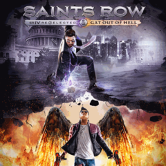 Saints RowIV : Re-Elected & Gat out of Hell