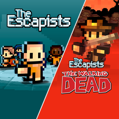 The Escapists + The Escapists : The Walking Dead Collection