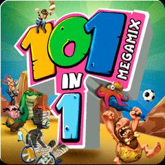 101-in-1 Мегамикс [PSP]