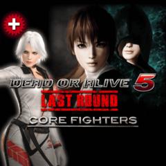 Offre à durée limitée! DOA5LR : Core Fighters + Christie