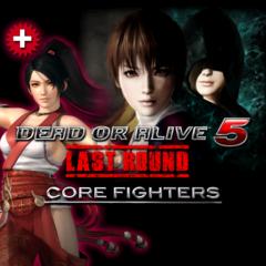 Offre à durée limitée! DOA5LR : Core Fighters + Momiji