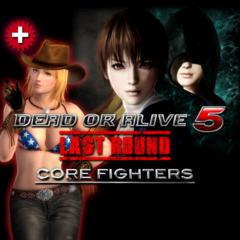 Offre à durée limitée ! DOA5LR : Core Fighters + Tina