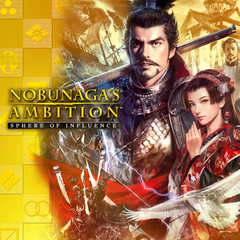 NOBUNAGA'S AMBITION : Sphere of Influence avec bonus