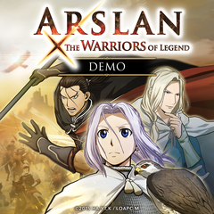 ARSLAN : THE WARRIORS OF LEGEND - DEMO