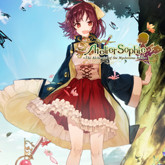 Atelier Sophie ~The Alchemist of the Mysterious Book~ med bonu