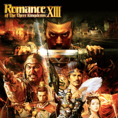 Romance of The Three Kingdoms 13 avec bonus