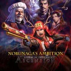 NOBUNAGA'S AMBITION : SOI - Ascension avec bonus