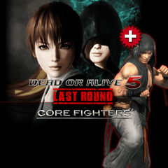 DOA5LR  : Core Fighters + personnage gratuit  : Rig