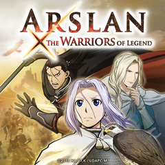 ARSLAN: THE WARRIORS OF LEGEND + бонус