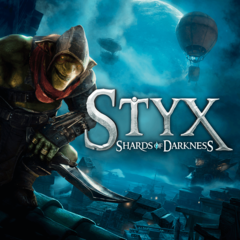 Styx: Shards of Darkness - Pre-order Edition