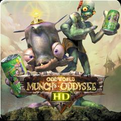 Oddworld: Munch's Oddysee HD - FULL GAME