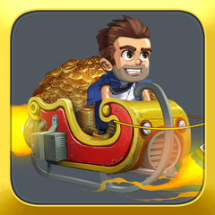 Jetpack Joyride Awesome Barry Bundle