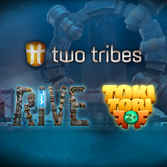Two Tribes Pack : RIVE & Toki Tori 2+