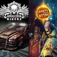 Armageddon Riders + Planets Under Attack Bundle