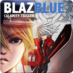 Blazeblue Calamity Trigger Portable