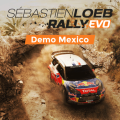 Sébastien Loeb Rally EVO Demo Mexico